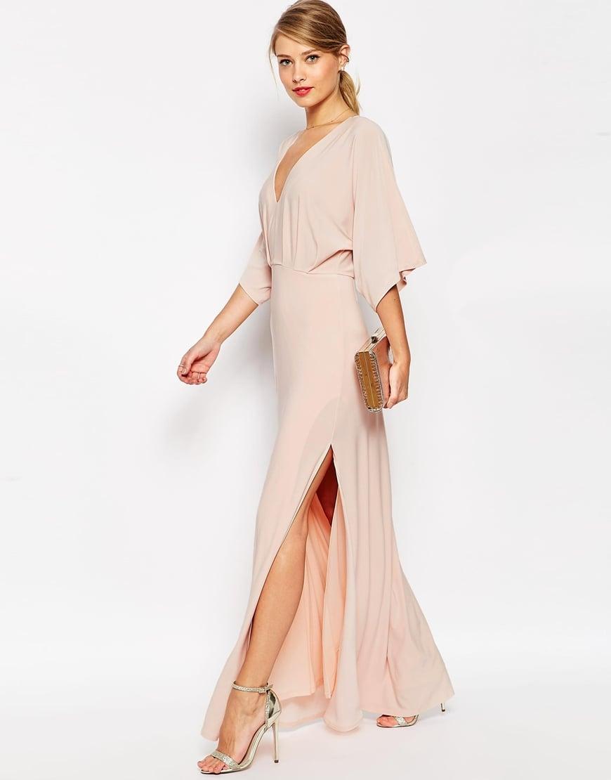 ASOS TALL Kimono Plunge Maxi Dress — $57.31