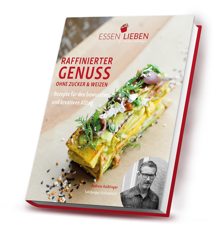 Das Kochbuch gibt es hier. - AMAZON
