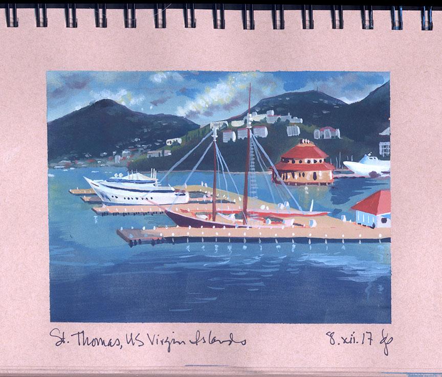 Gouache-Cruise-StThomas-17.xii.jpg