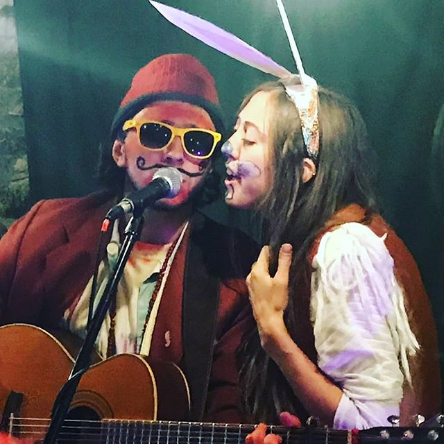 Catch some lush harmonies from our very own Sebastian and March Hare.  @thebellinnbath  Monday 8pm