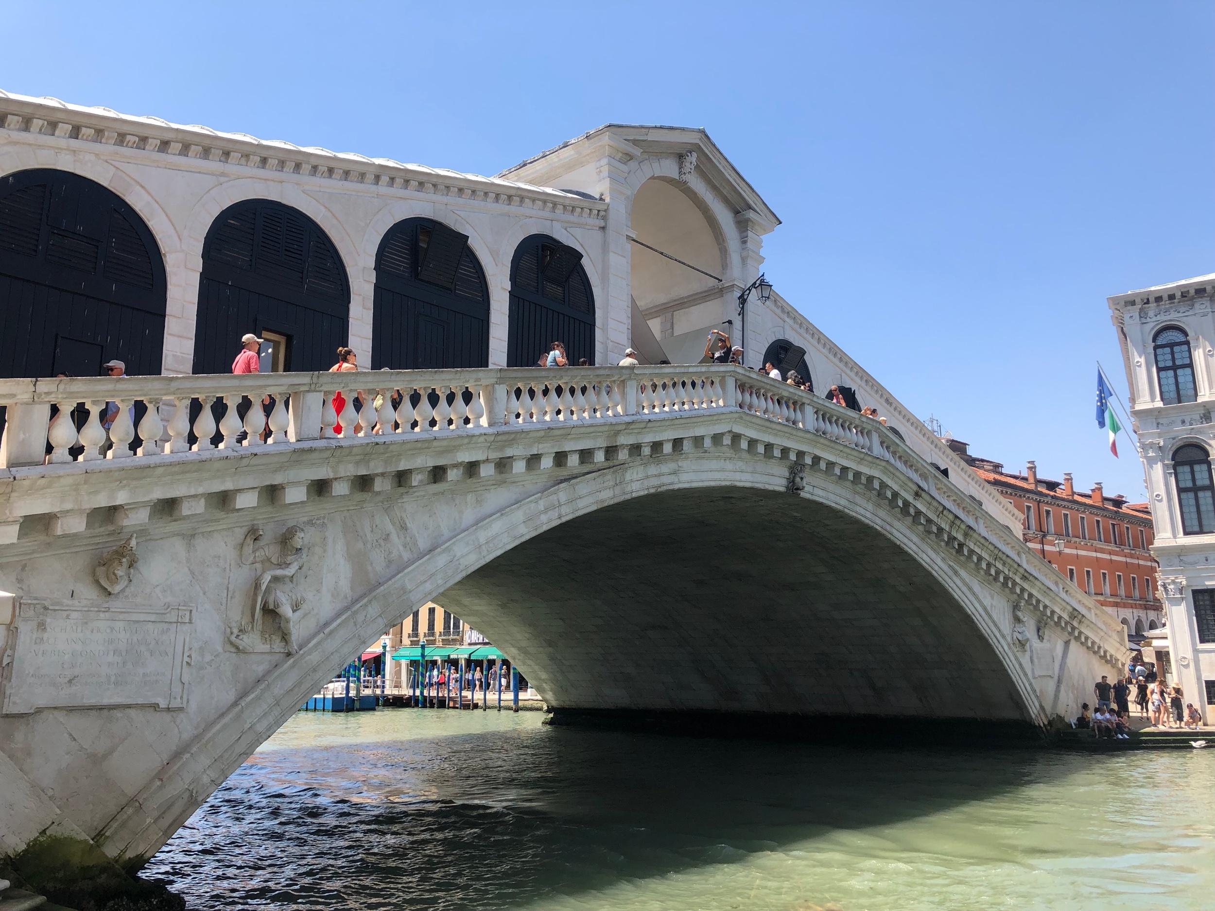 Our elusive Rialto Bridge