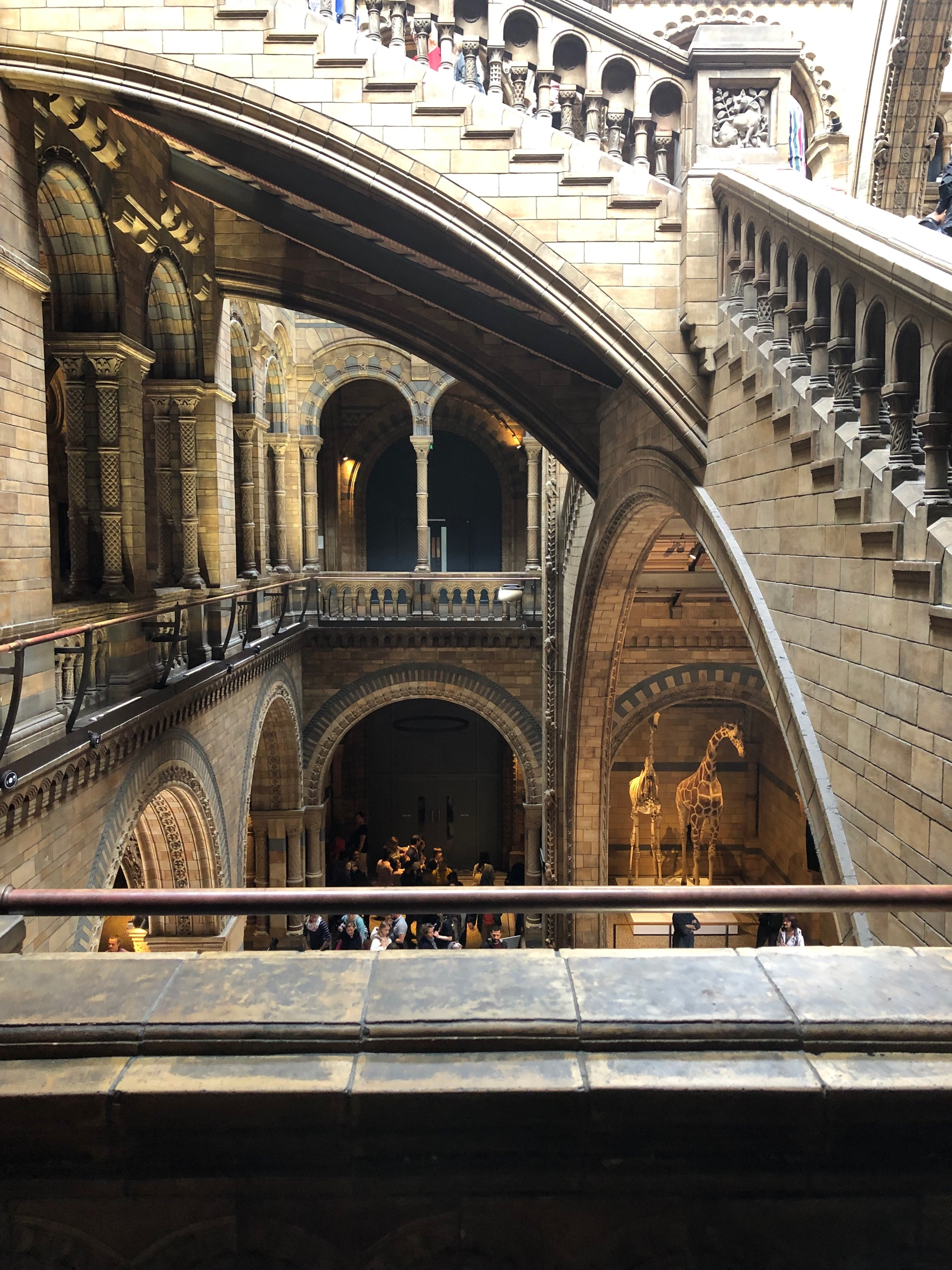 Parts of the museum look more like Hogwarts than Hogwarts!