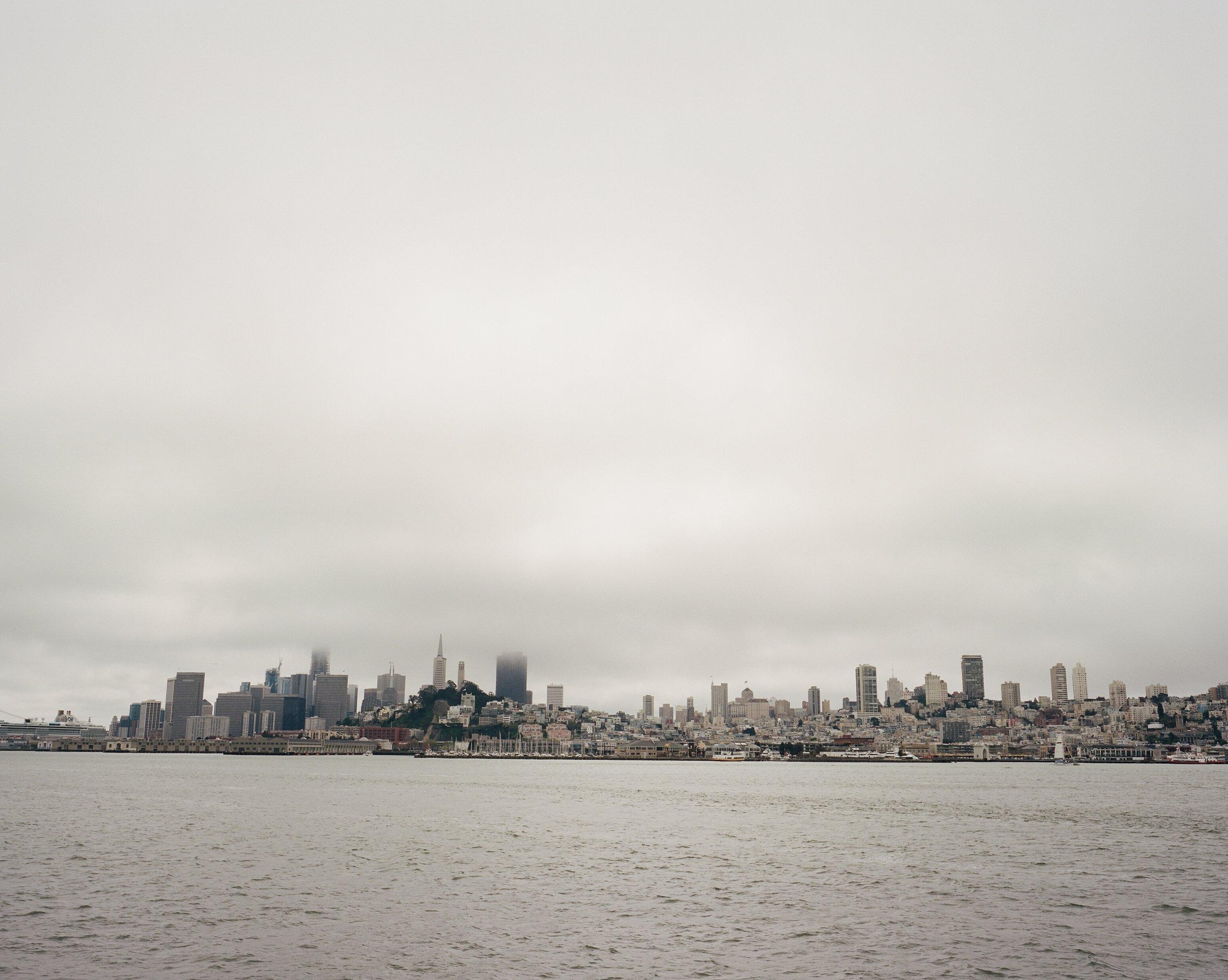 Frame 8  Foggy San Francisco