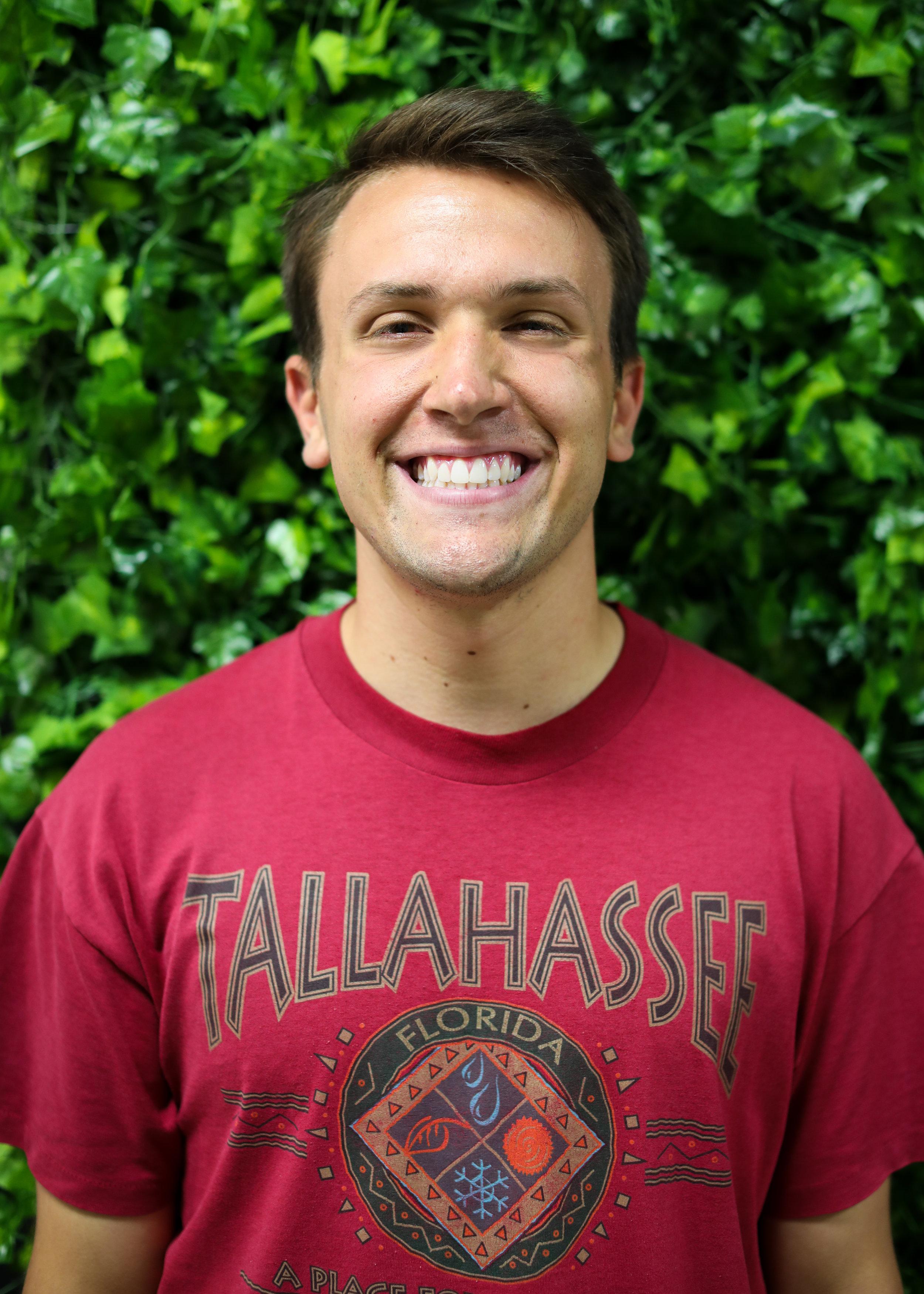 Luke Brueggemeyer // Program Director // Luke@dcctally.com