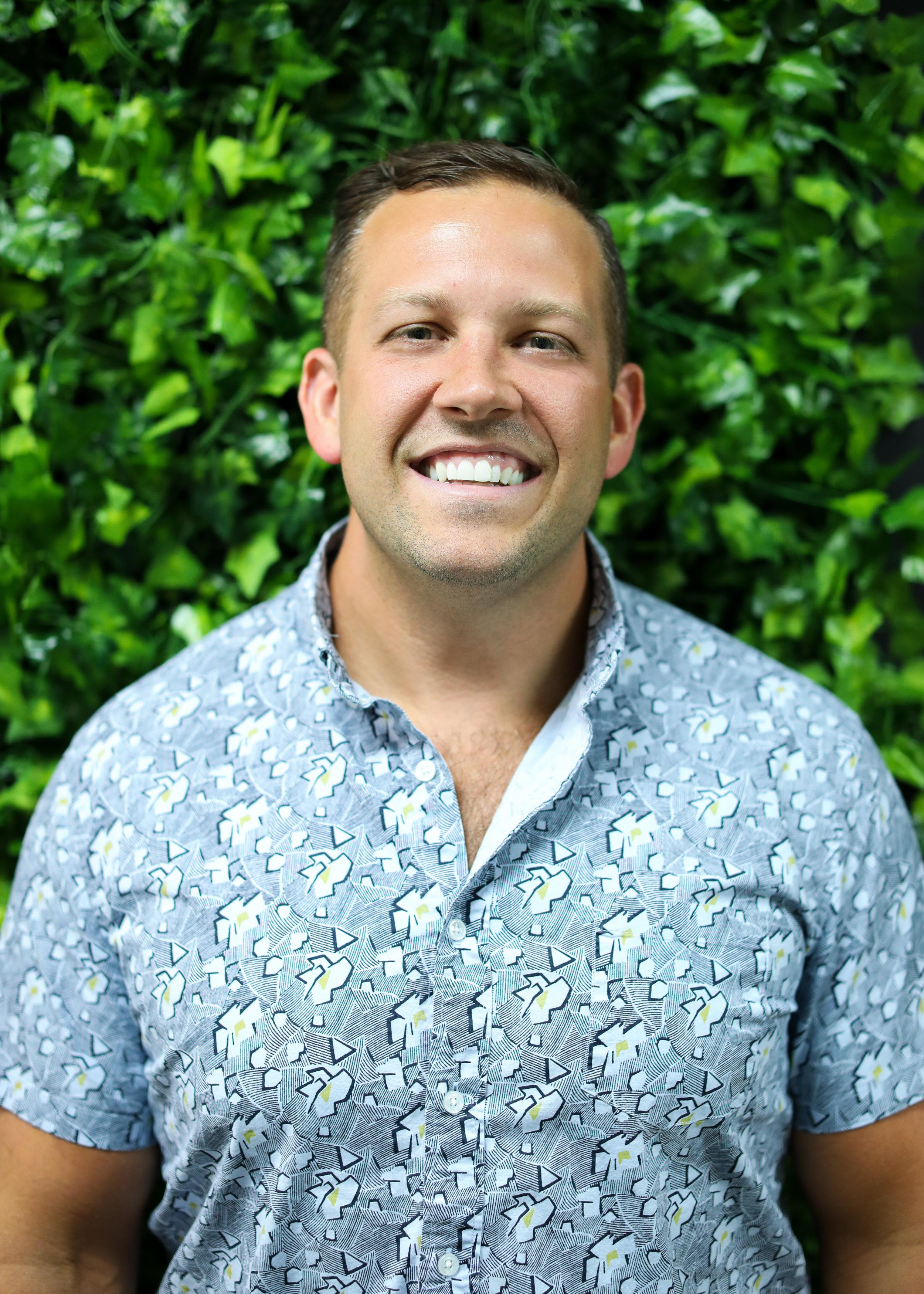 William Colle // Executive Pastor // William@dcctally.com