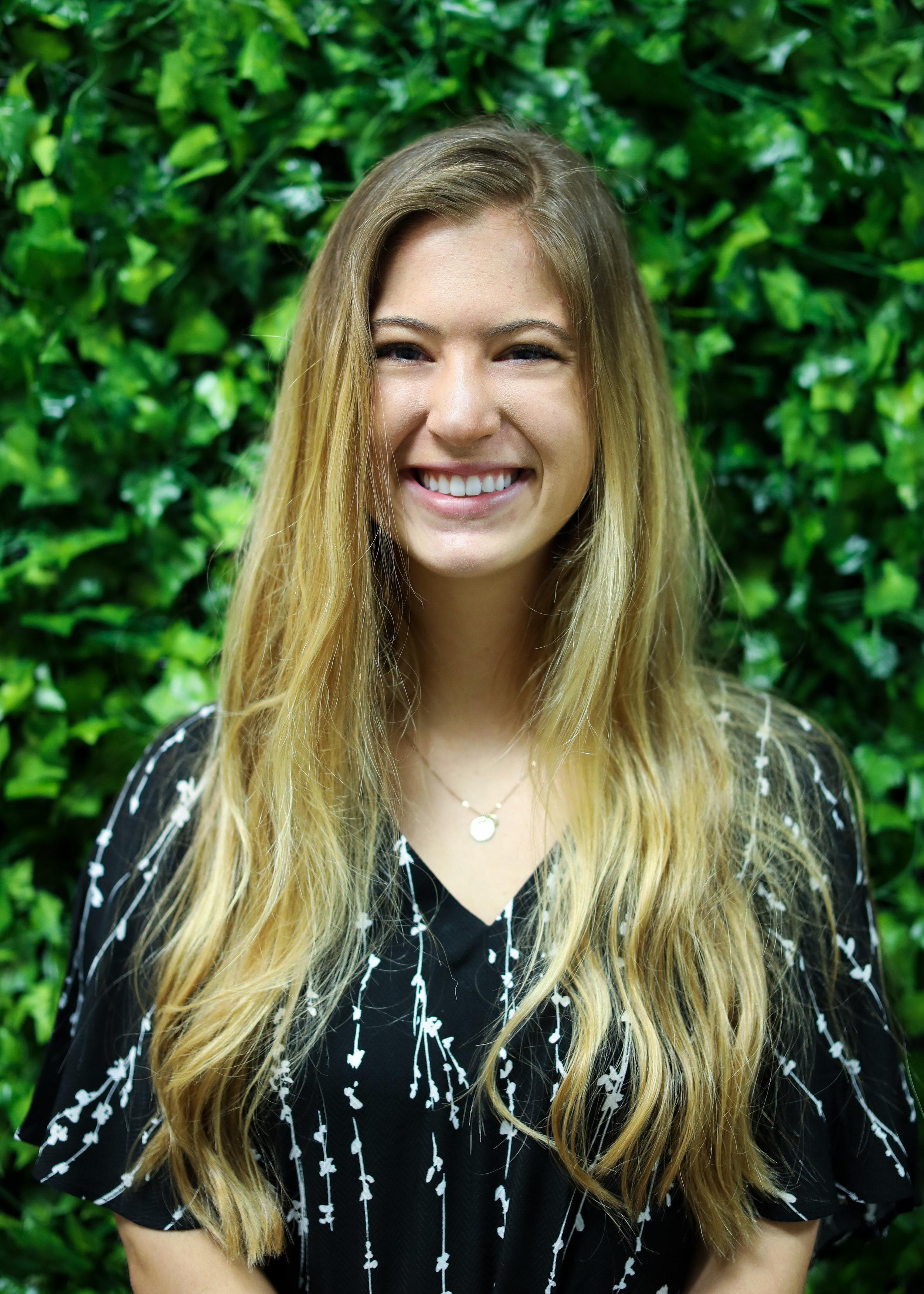 Jenna Gurklis // College Women Discipleship