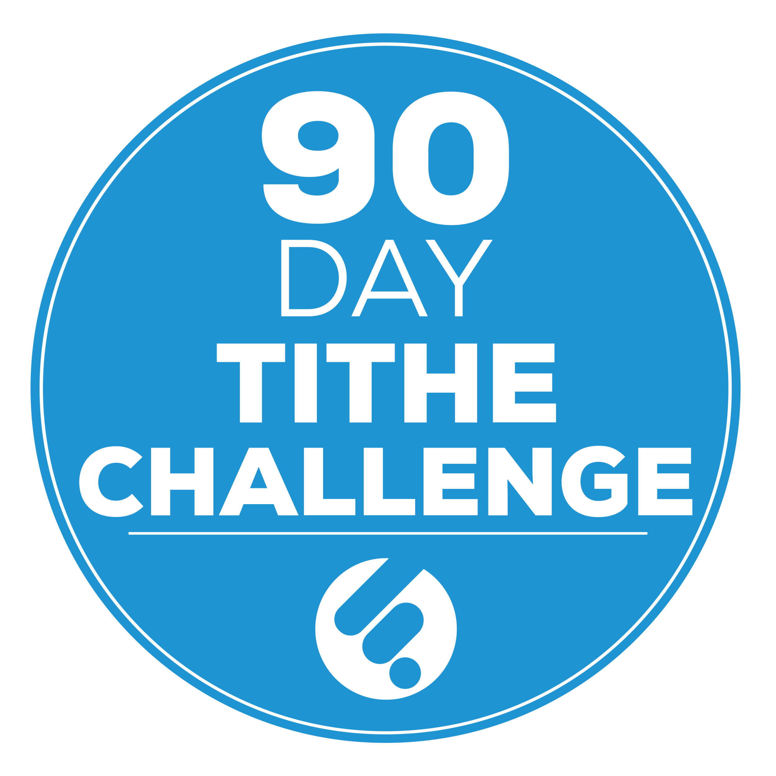 90 Day tithe Challenge logo.png
