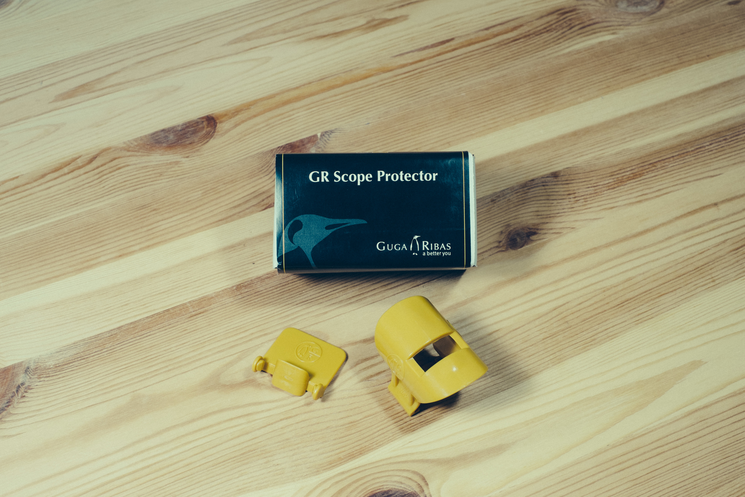 Guga Ribas - Scope Protector