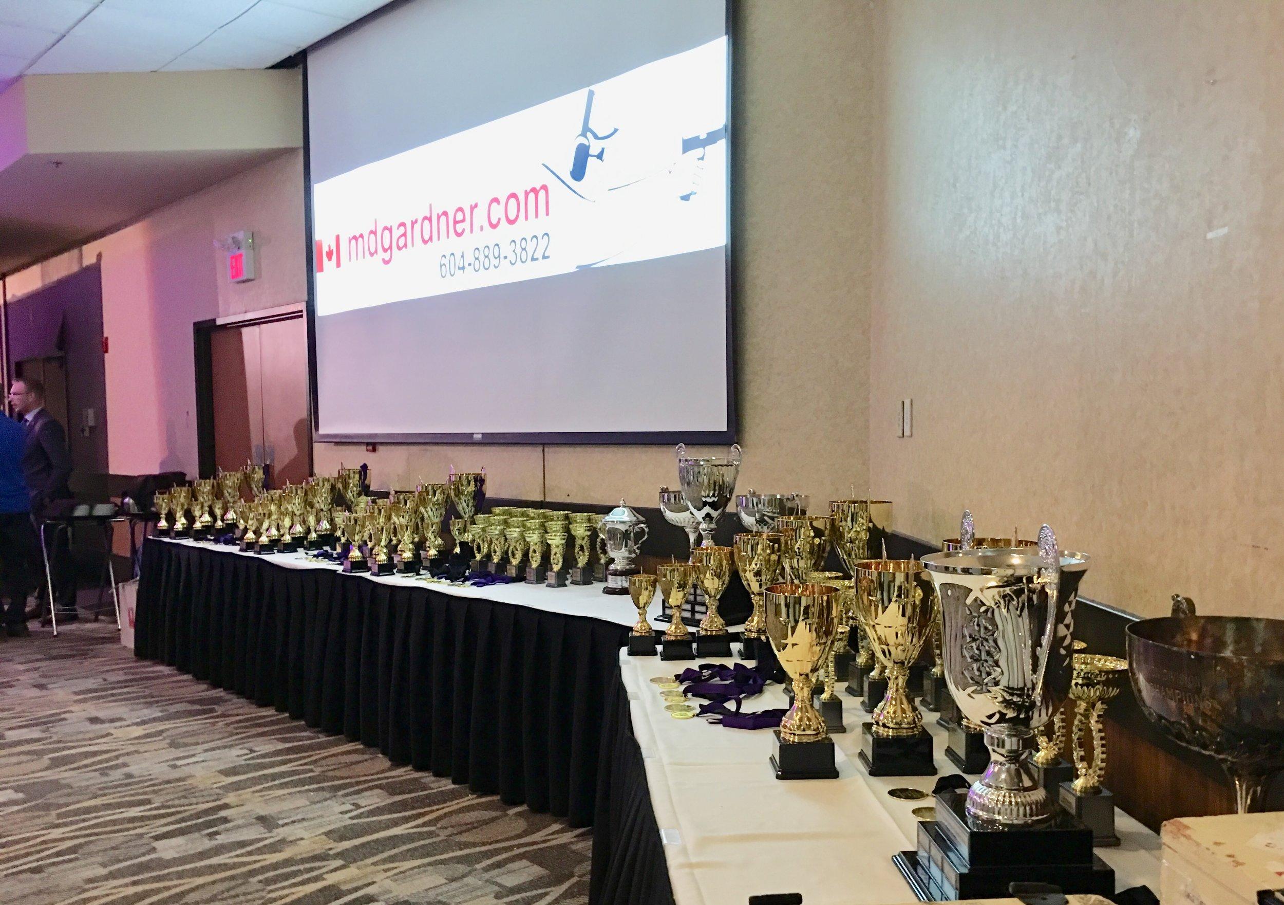 Awards Night...