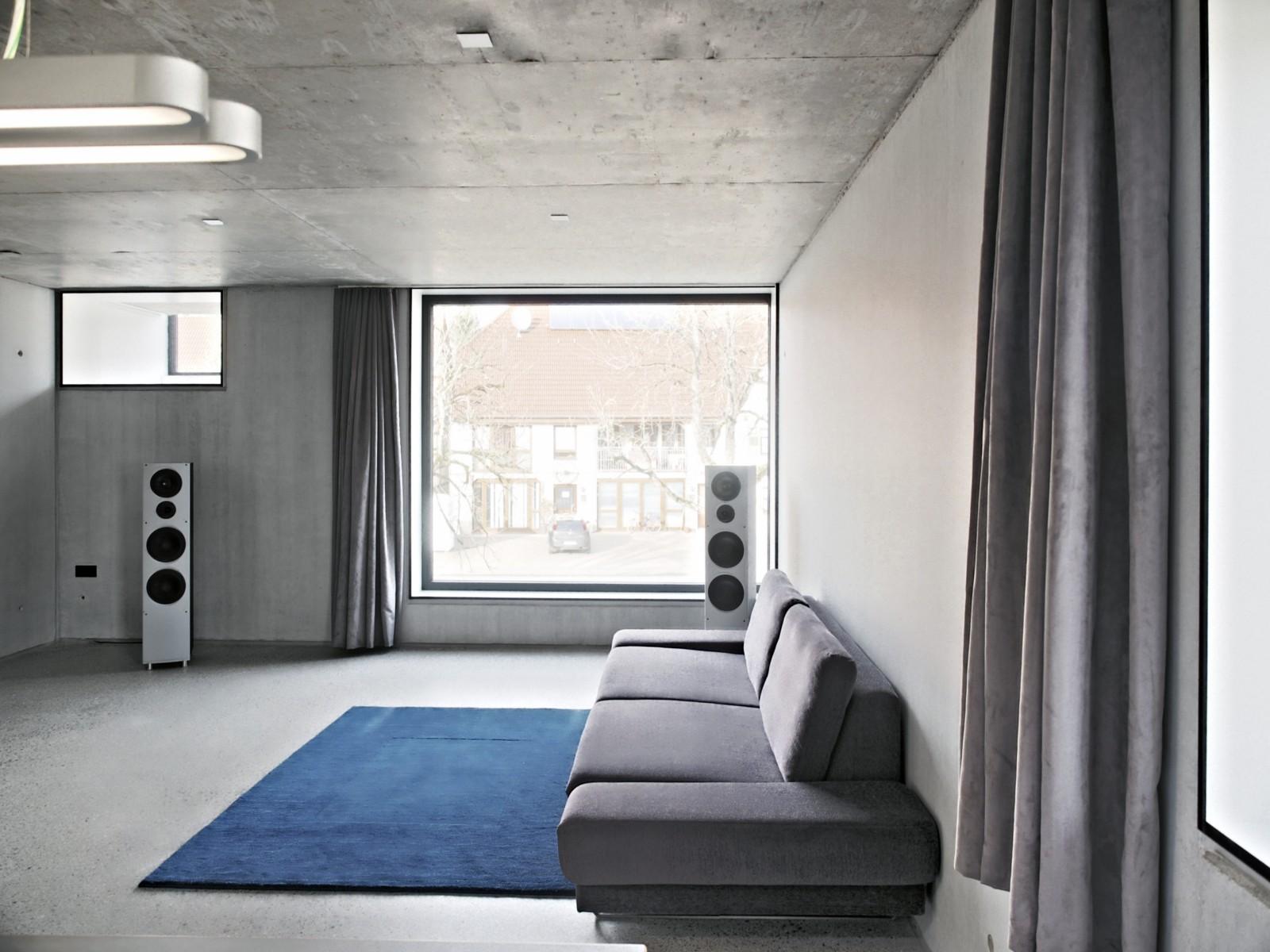 Lichtdurchflutet, Foto: O.M.F. Beutter Architekten