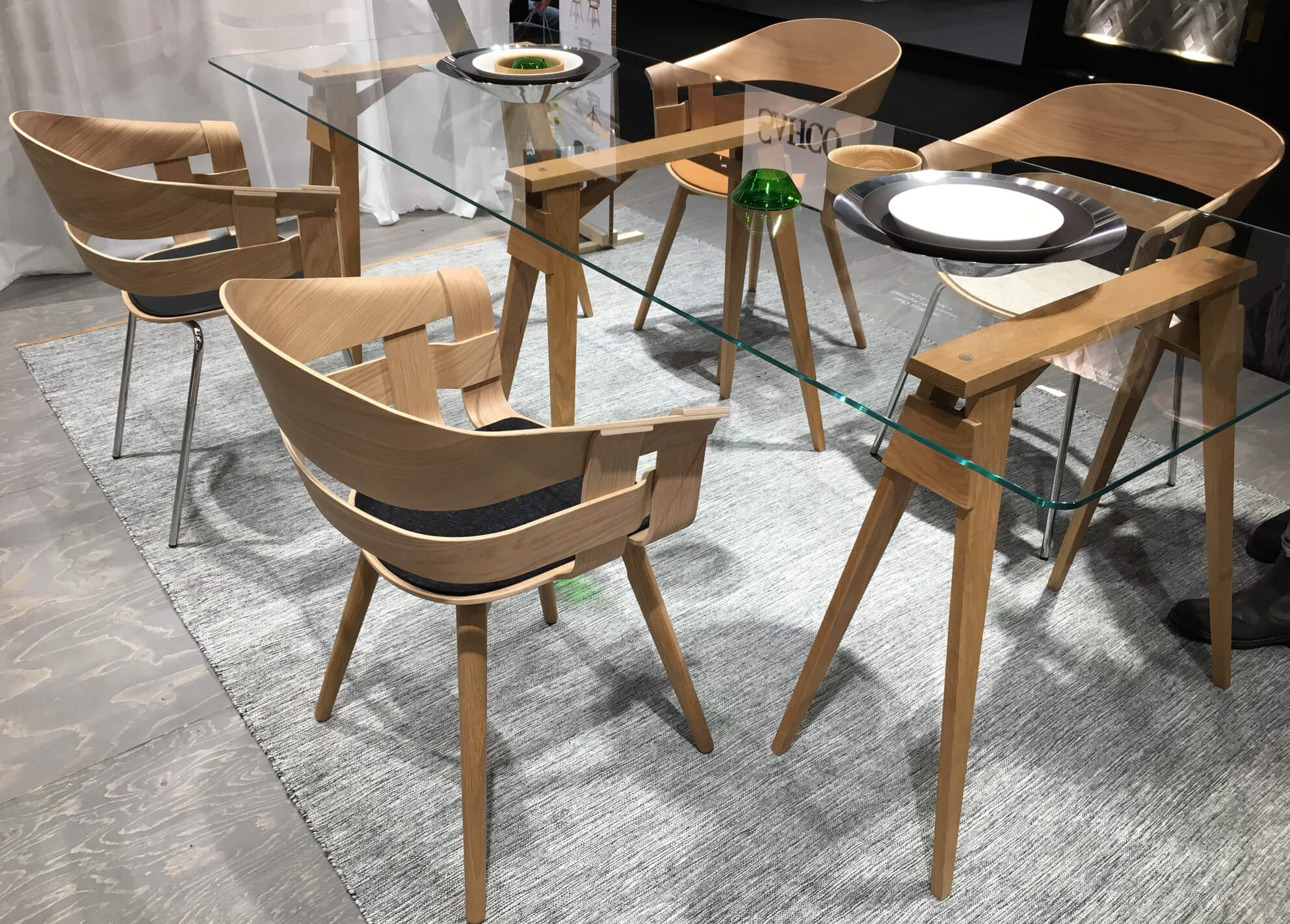 Wick Chair, Design House Stockholm