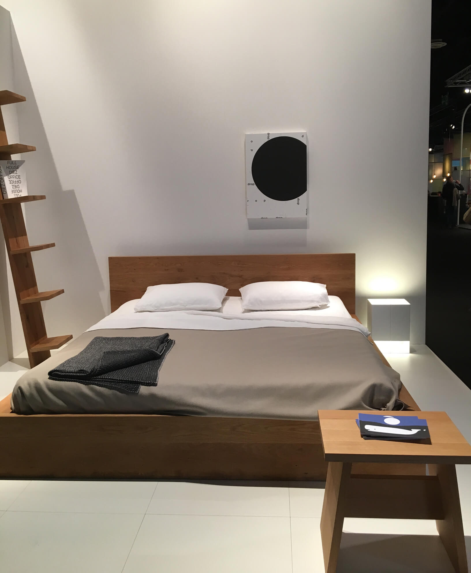 e15, Schlafzimmer