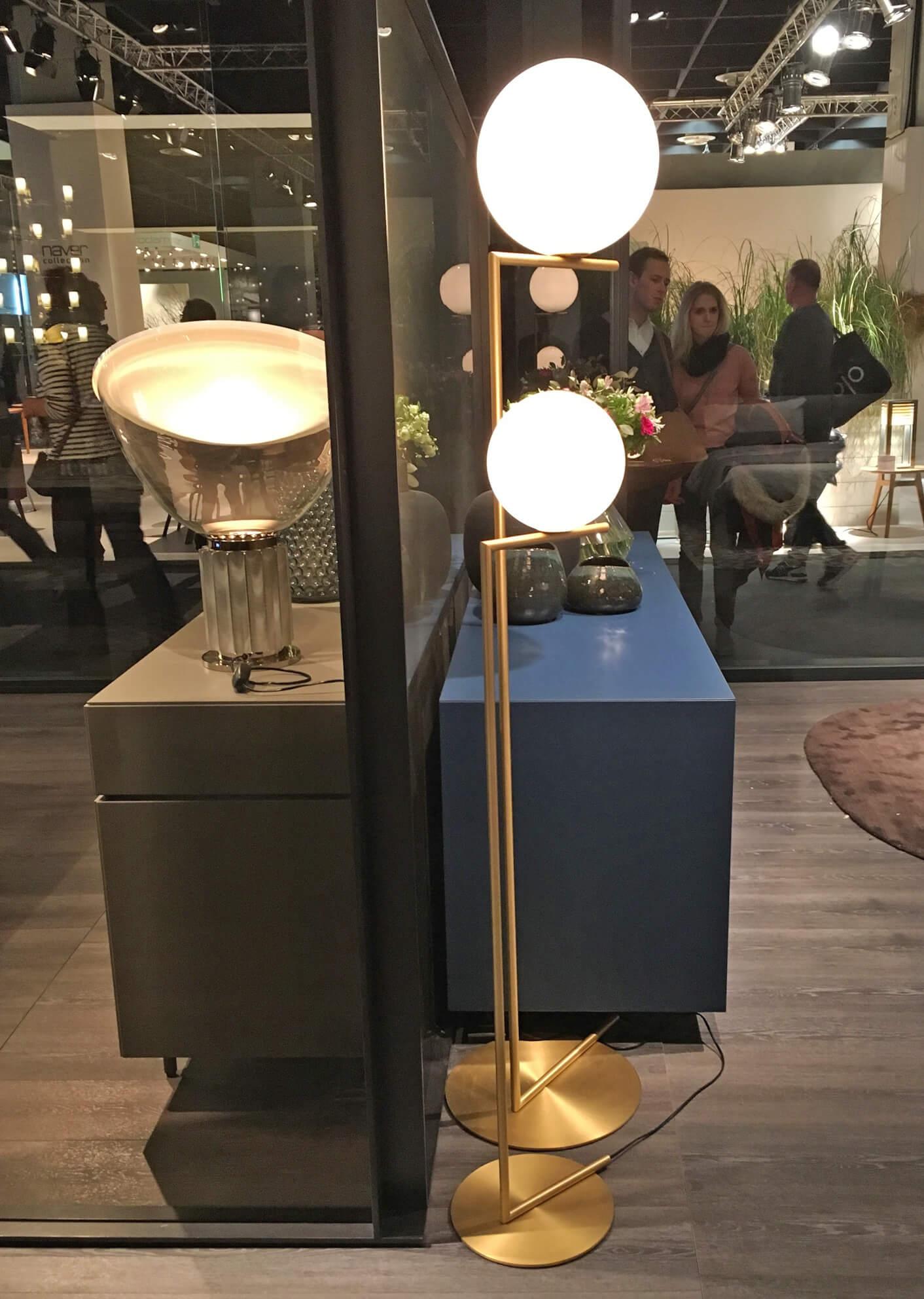 FLOS IC Lights T1 High Tischleuchte - Design Michael Anastassiades
