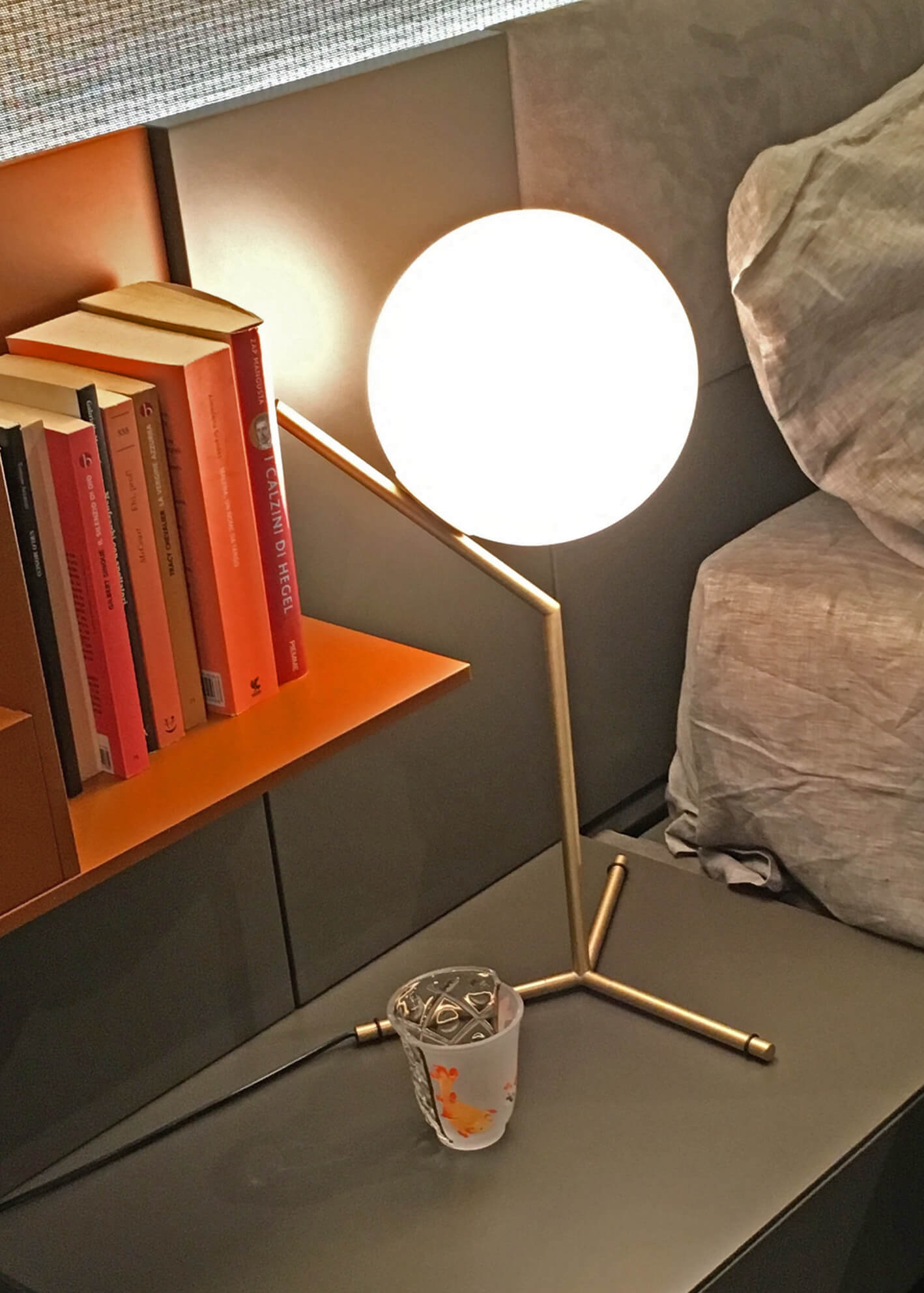 FLOS IC Lights T1, beliebt bei den Designern