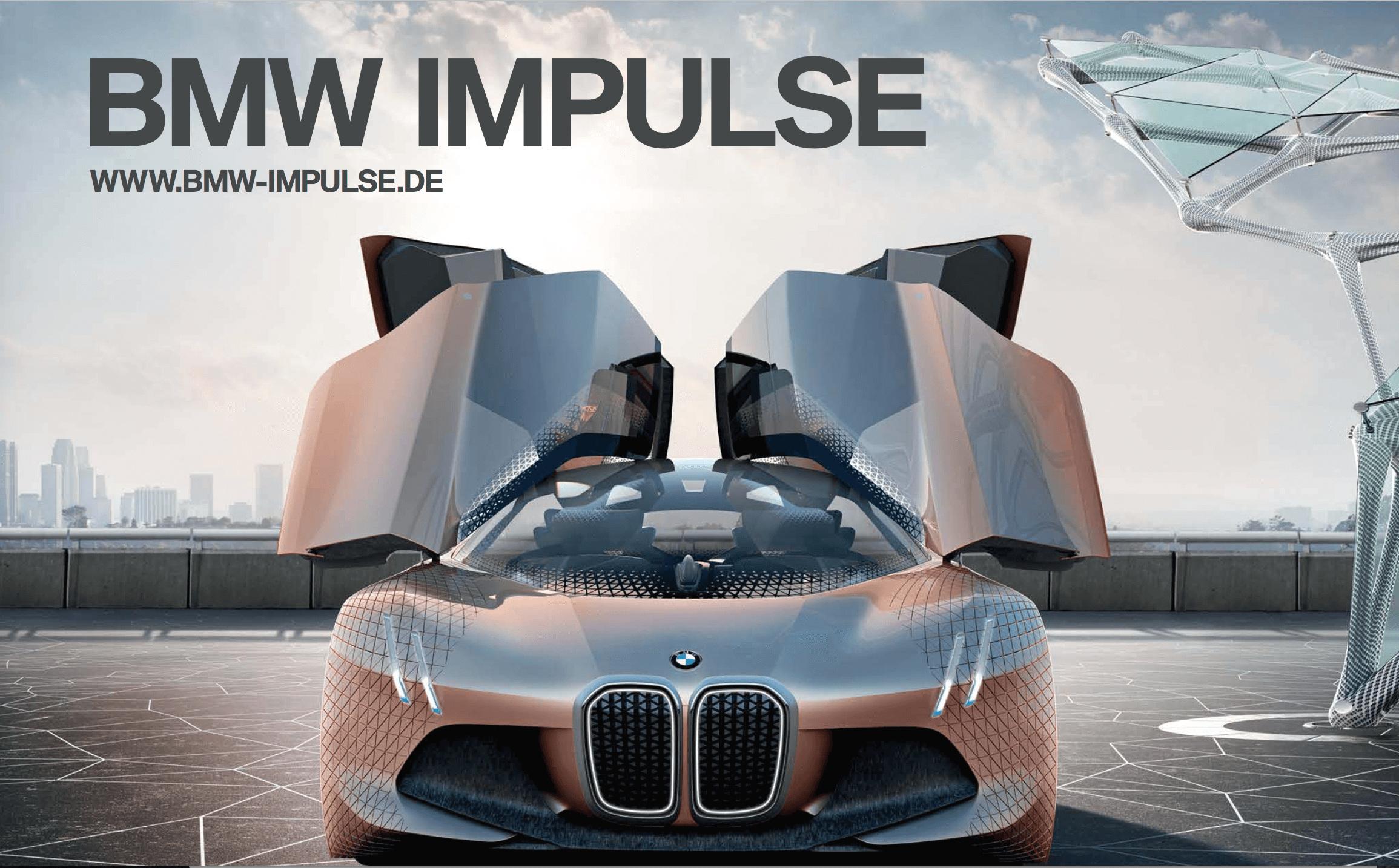 Magazin für Interessenten der Marke BMW, © BMW AG