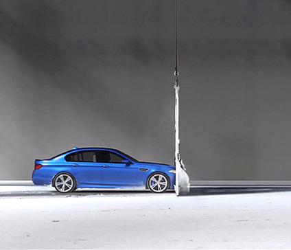 BMW Kanada, M5 Bullet - High Performance Art