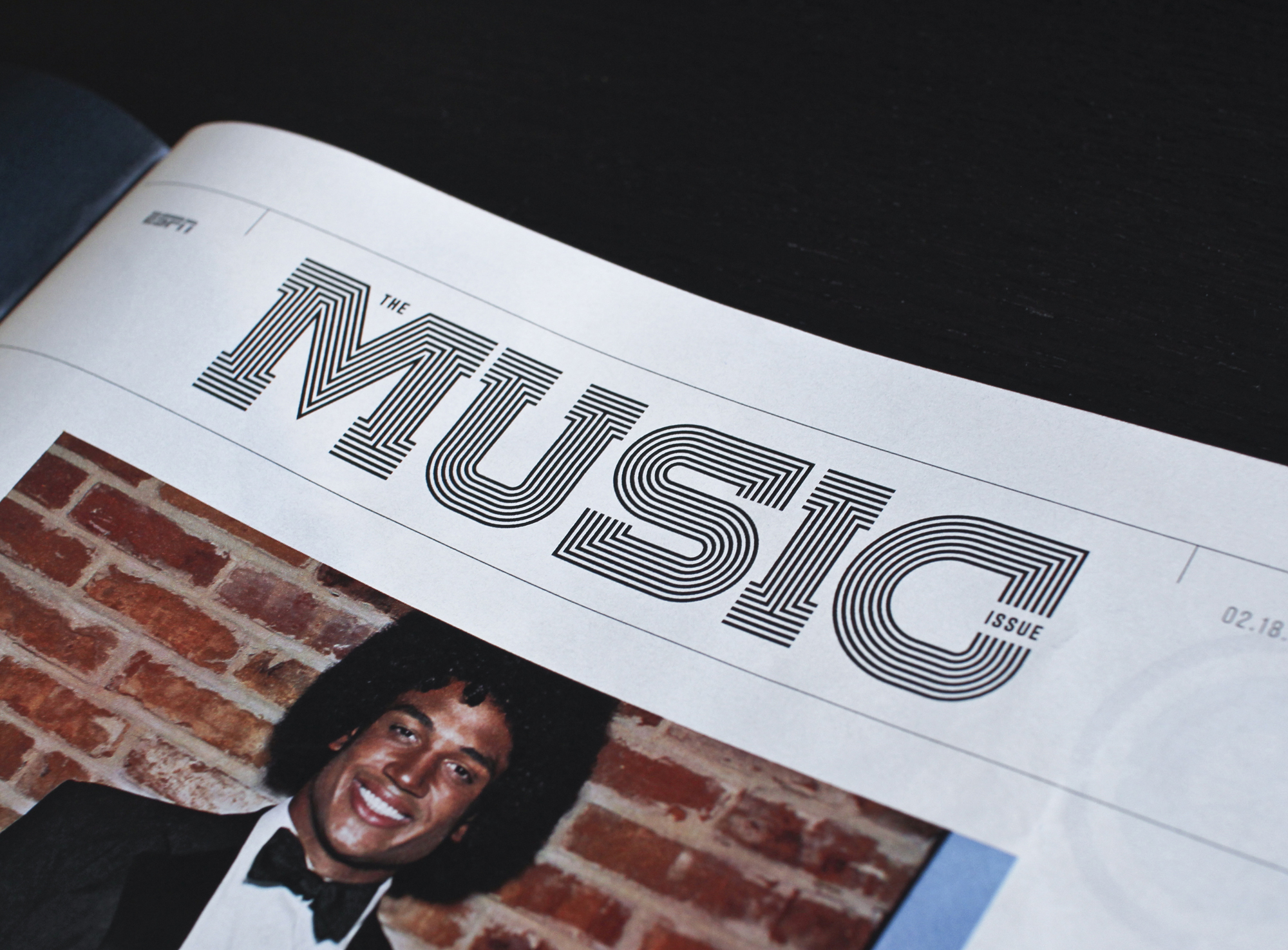 Espn Music Issue Peters Design Co