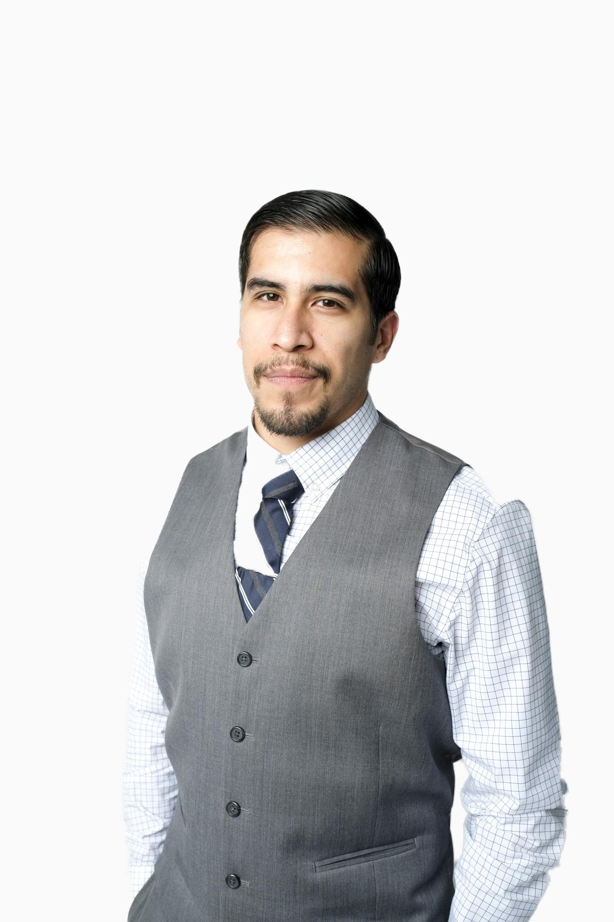 Marc Salazar: Paralegal