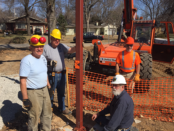 Laborers For Christ Volunteers Haskell LIGHT Campus Ministry