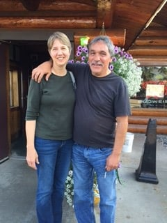 dave and rosemary sternbeck, fairbanks, alaska, lutheran indian ministries