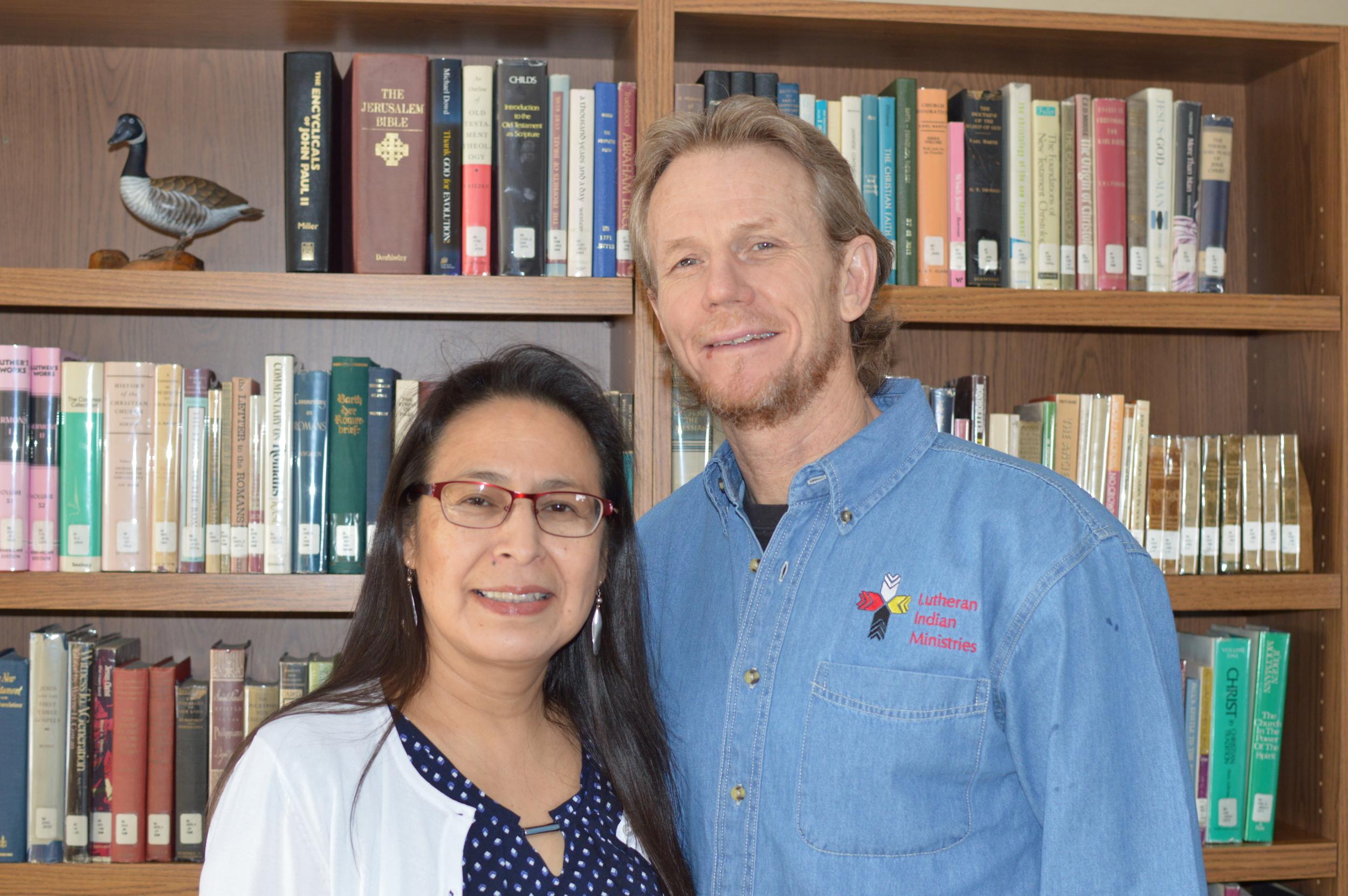 Rick & Linda (Cree) Martin - Associate Ministry