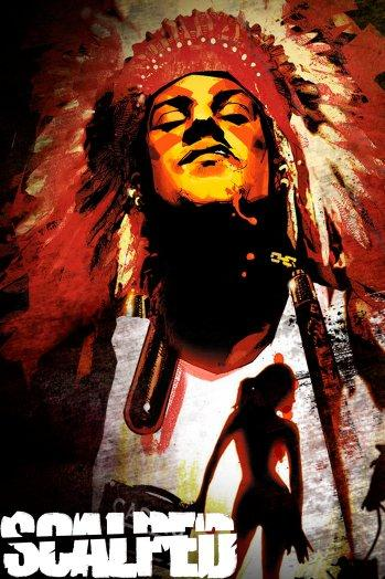 Scalped Vol. 1 Cover