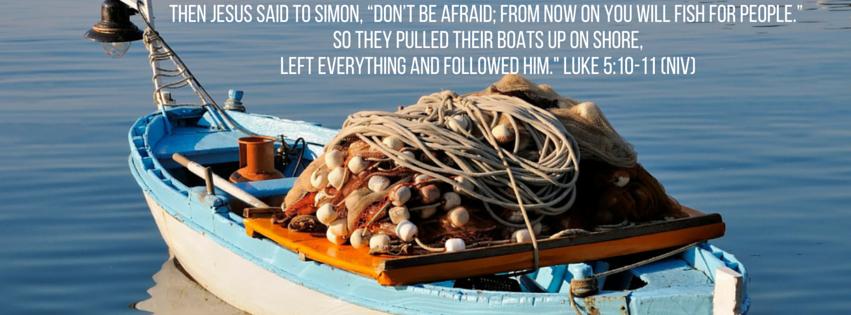 luke 5 fishing boat