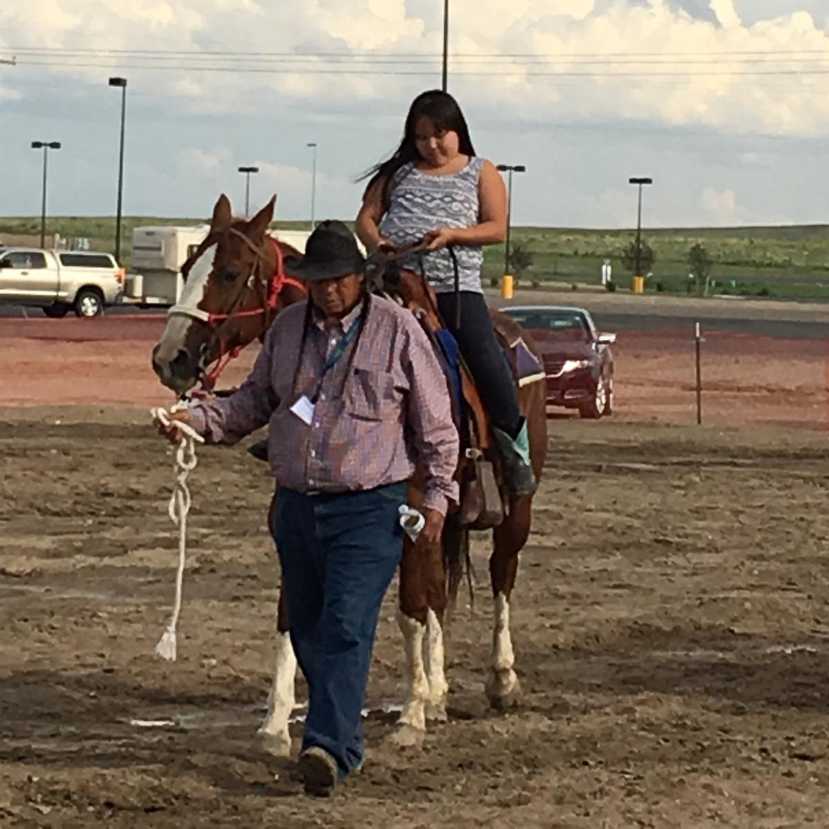 Horse Tradition to Combat Suicide