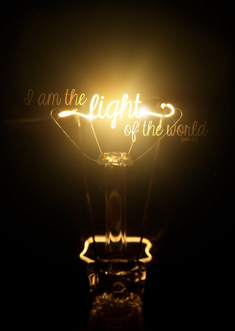 light of the world john 9:5
