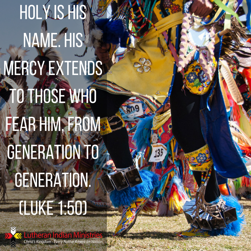 Holy is his name. His mercy extends to those who fear him, from generation to generation. (Luke 1-46-50).png