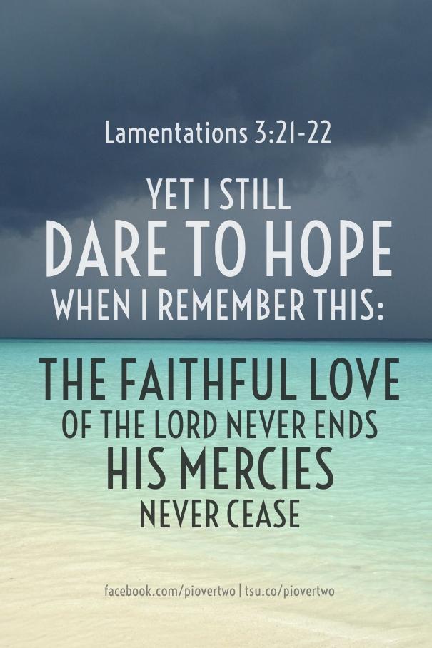 lamentations 3:21