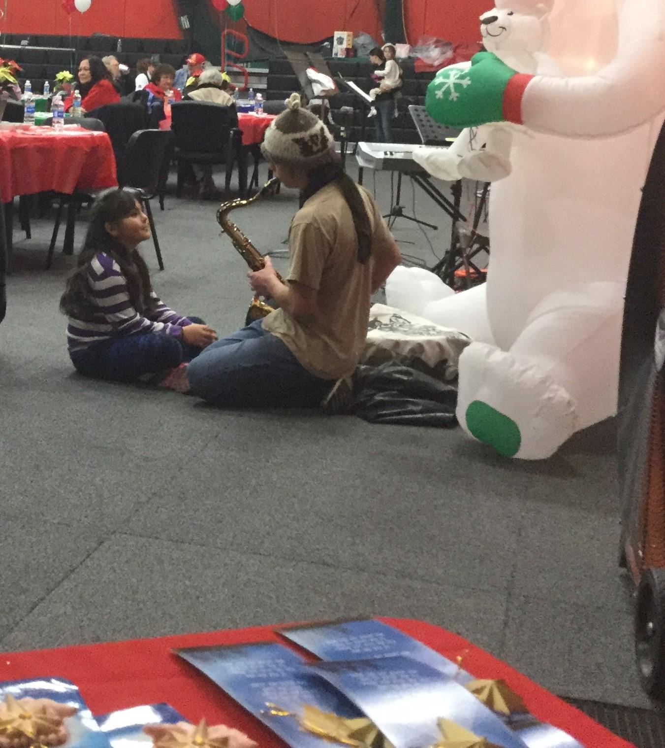 Lower Elwha Reservation Christmas