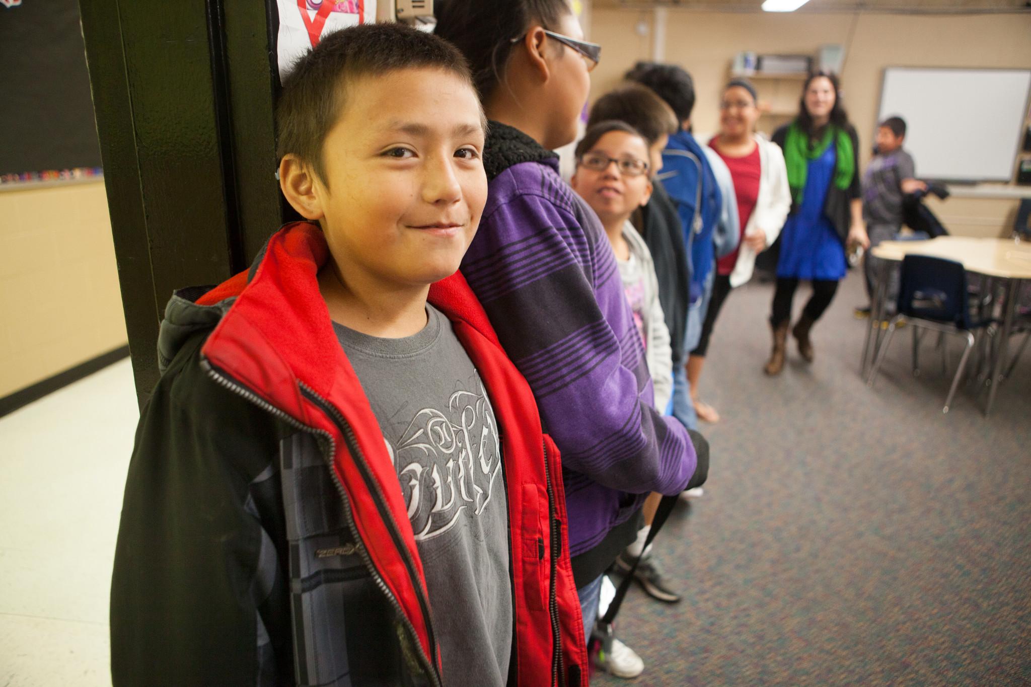 oklahoma native students