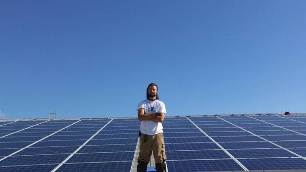 david issak w dusk renewable energy indigenous lutheran indian ministries