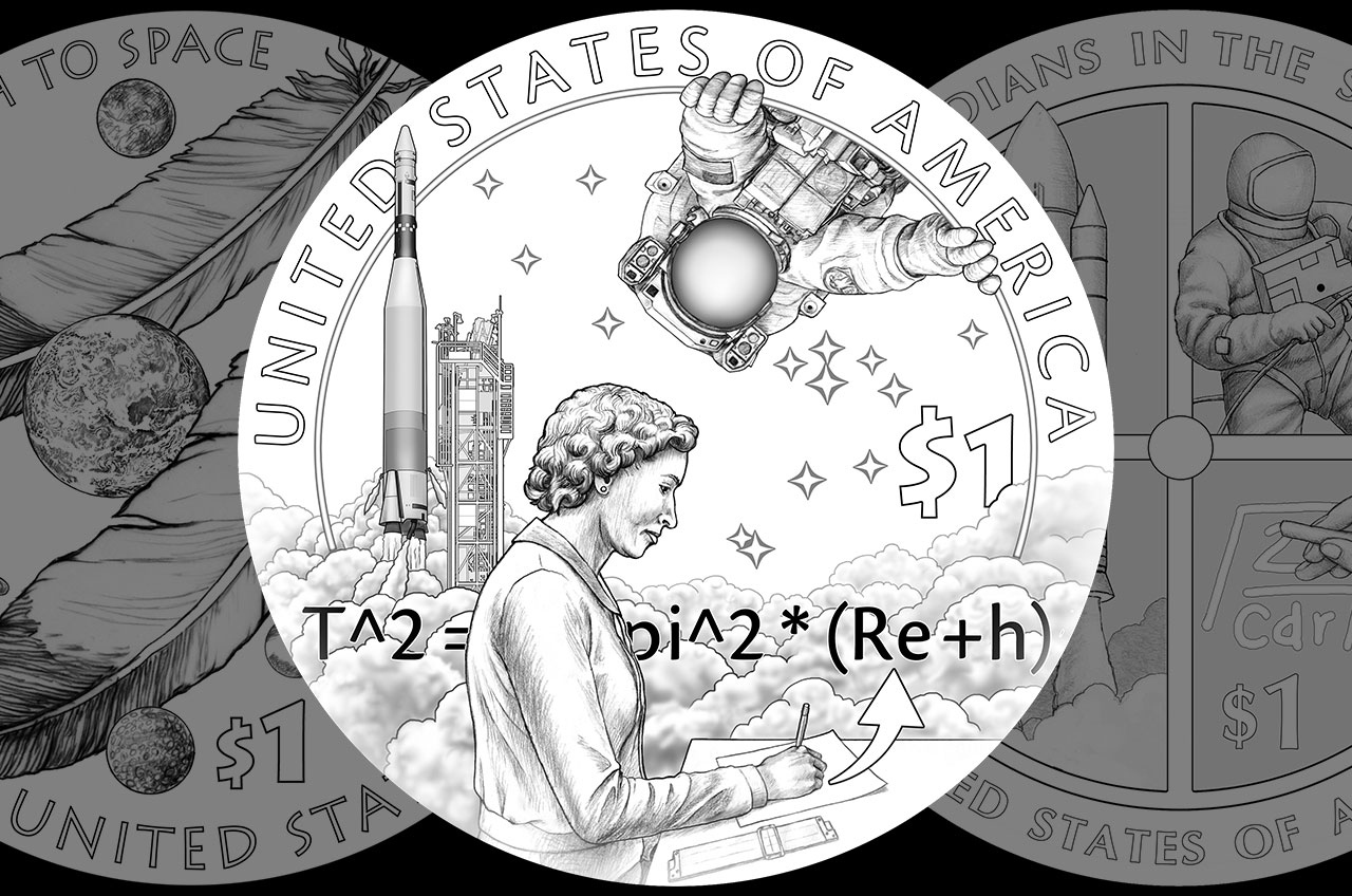 American Indians in the space program to be honored on 2019 US dollar coin lutheran indian ministries