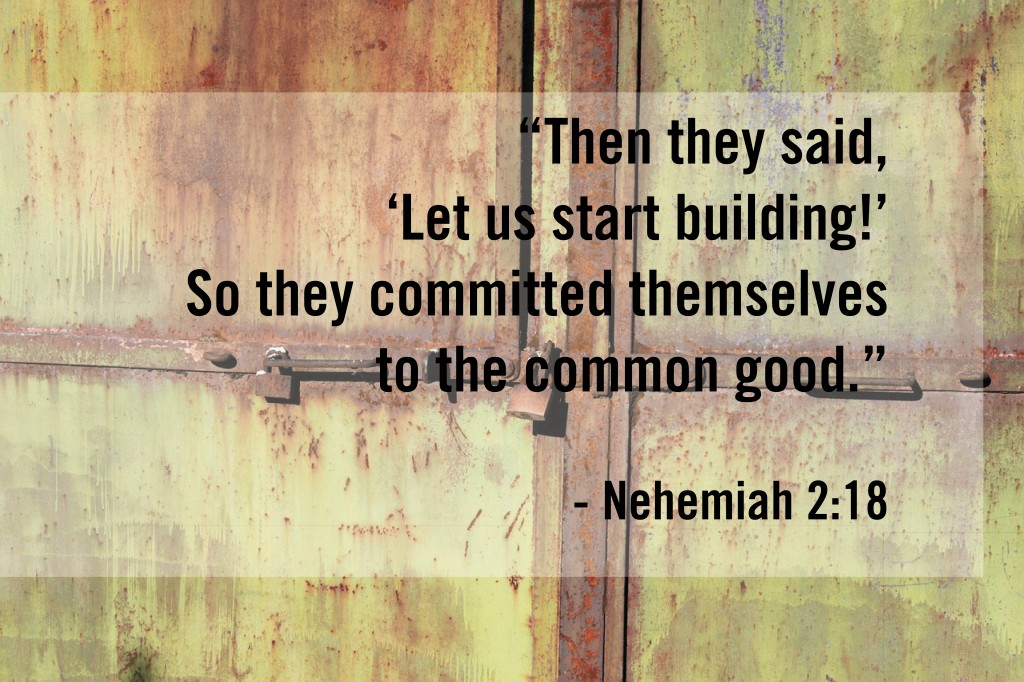 working together to rebuild nehemiah 2:18 lutheran indian ministries