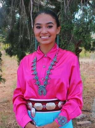 navajo Kinsale Hueston named one of five youth poets lutheran indian ministries native news