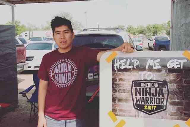 Brandon Todacheenie navajo ninja lutheran indian ministries native american news