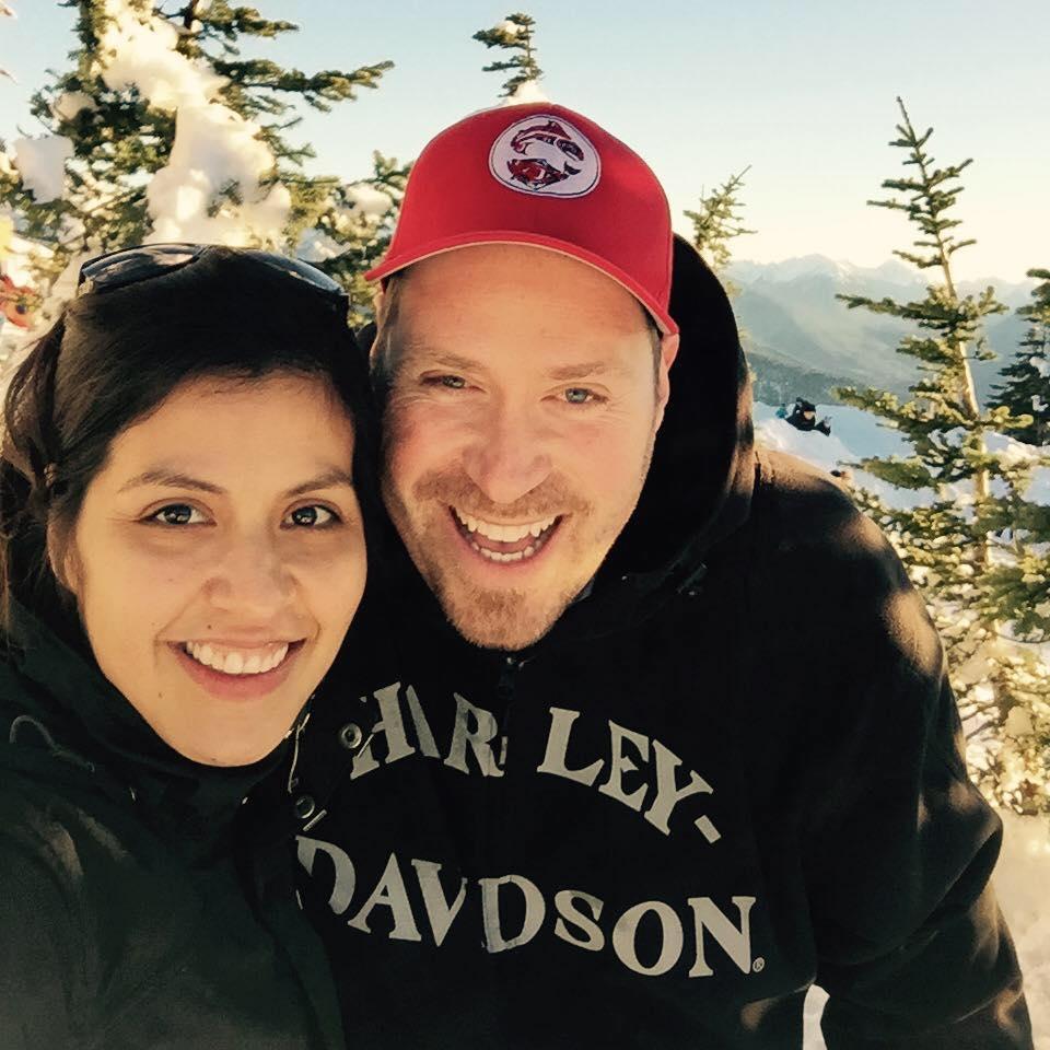 Ben & Natalie (Makah) Maxson