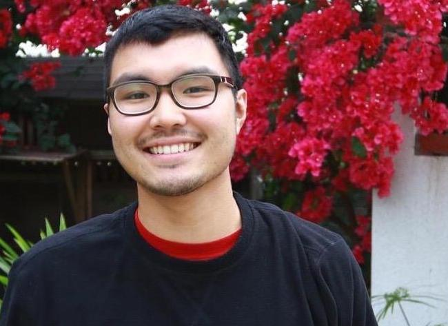 Originally from Bethel, Christopher Liu is the engineer behind the Muktuk Plot - a strategy that will help NASA pilot its next orbiter mission to Mars.Credit Courtesy of Christopher Liu.