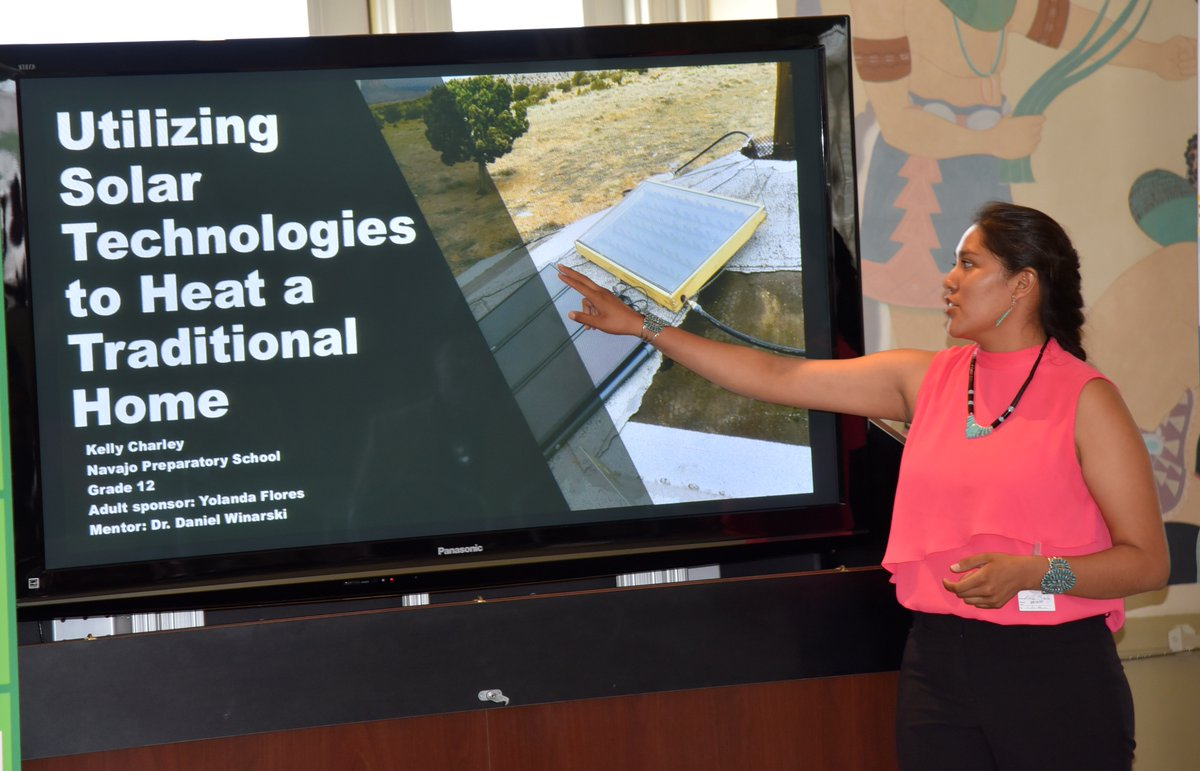Meet the Teen Inventor Who Wants to Get the Navajo Nation Off Coal