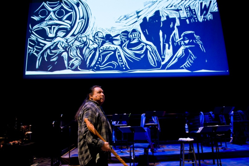 Modernizing 'A Christmas Carol' with Indigenous themes lutheran indian ministries native news