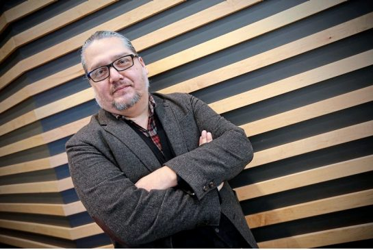 Tim Fontaine's walkingeaglenews.com, a satirical online site, proves laughter is the best lutheran indian ministries native news