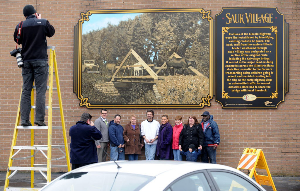 South suburban Sauk Village is one of many cities and villages in Illinois with American Indian-based names.   Sun-Times file photo
