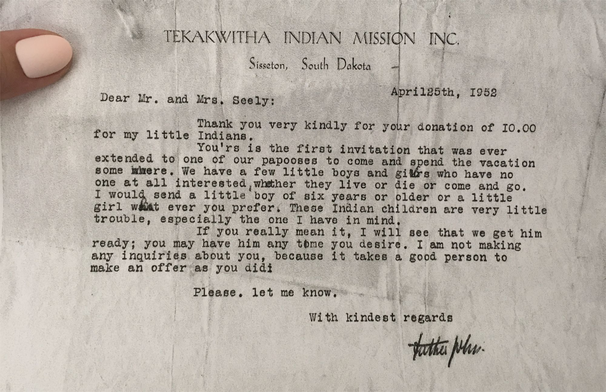 Courtesy of Dennis Isaac Seely lutheran indian ministries native news