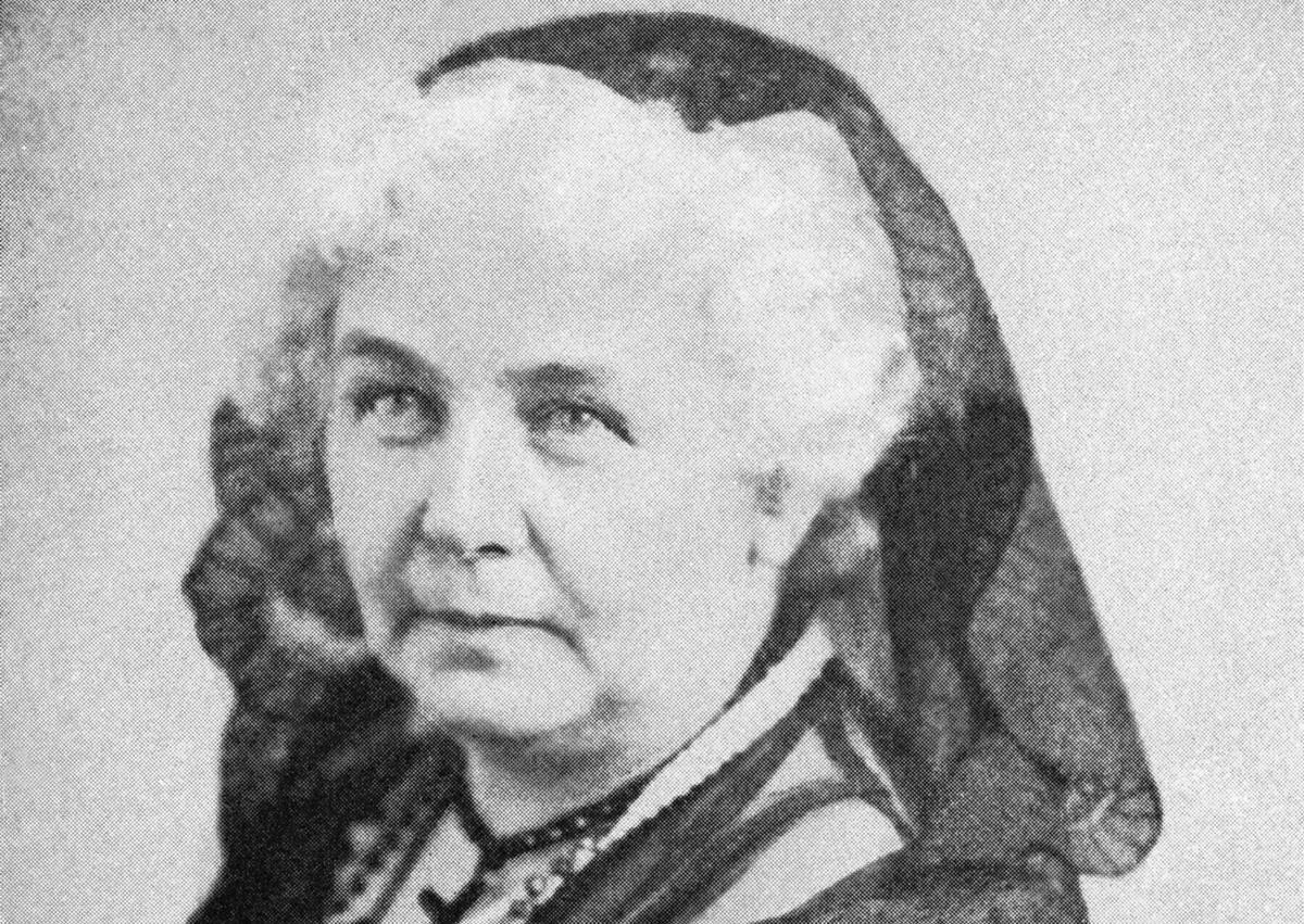 Elizabeth Cady Stanton (ASSOCIATED PRESS) lutheran indian ministries native news