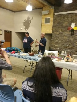 vets auction haskell light lutheran indian ministries