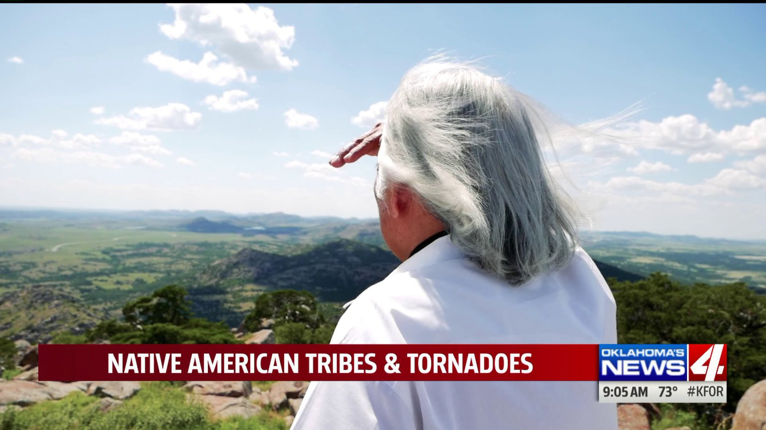 Tribes and Tornadoes: How Native American tribes dealt with wild weather lutheran indian ministries native news