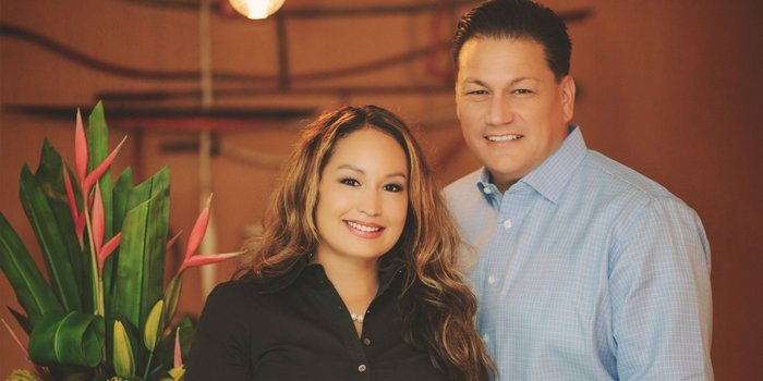 Gary and Carmen Davis are a husband-wife entrepreneurial team. Photo credit:Whitney Patterson Photography