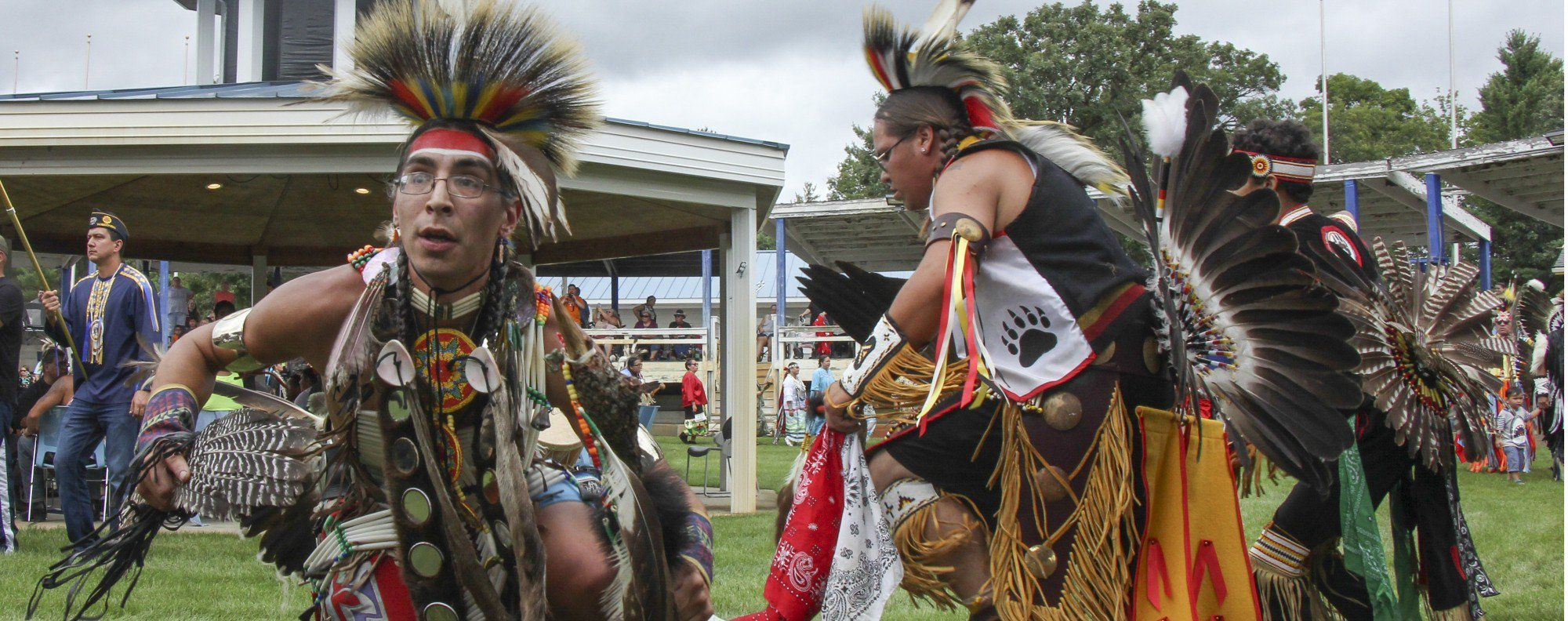 The Ho-Chunk tribe's ritual gathering is a deeply spiritual event in the heart of 'America's Dairyland' – and definitely not for the benefit of tourists